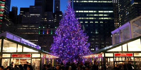 Bryant Park Christmas Market