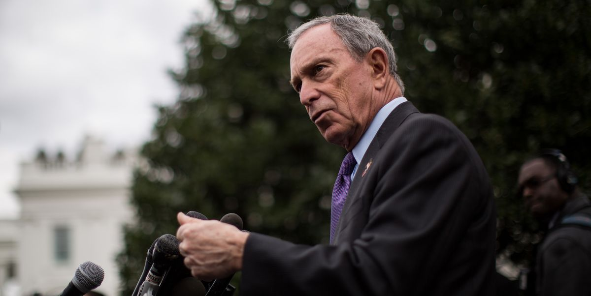 Bloomberg Will Sell His Company If Elected President, Adviser Says