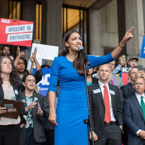 Boston Mayor, Activists Rally To Ask Jeff Flake To Reject Kavanaugh Nomination