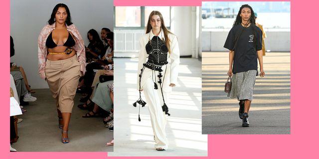 new york fashion week lente zomer 2022