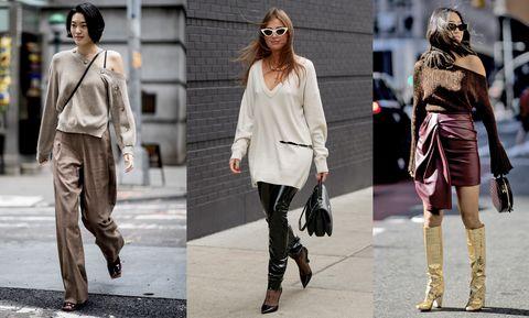 Alla New York Fashion Week di settembre si presentano le collezioni primavera 2020, ma è qui che lo street stylelancia le prime tendenze autunno inverno.