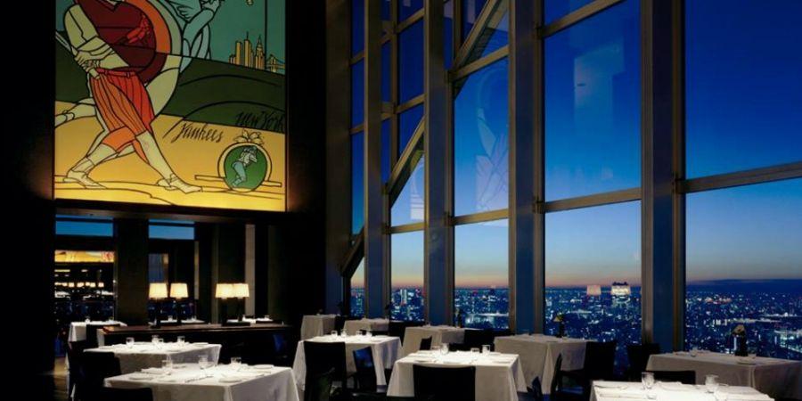hotspots restaurants tokio