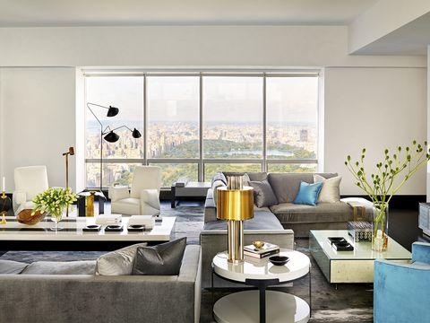 House Tour: Michael Bloomberg's Go-To Architect Modernizes ...