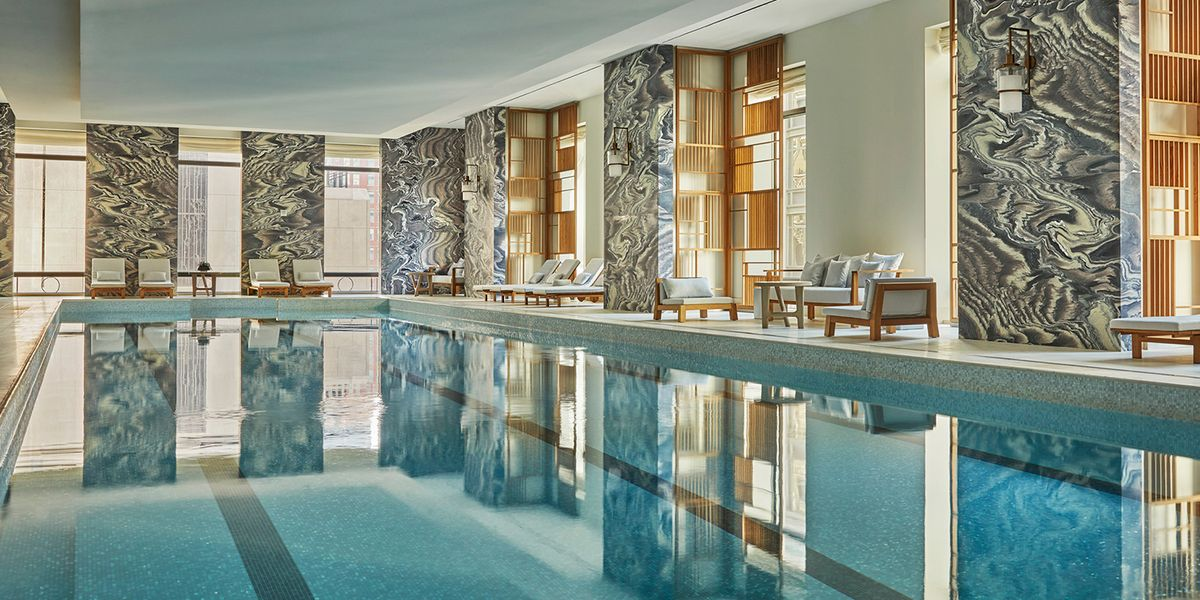 12 Best Indoor Swimming Pools In Nyc Indoor Swimming