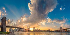 New York in panorama
