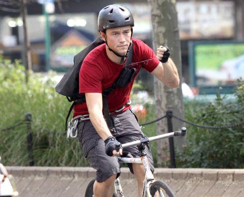 Joseph Gordon Levitt Hurt In Bike Crash While Filming New Movie