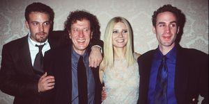 Ben Affleck Geoffrey Rush Gwyneth Paltrow And Joseph Fiennes Attend The Prem