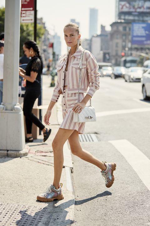 White, Street fashion, Photograph, Clothing, Fashion, Footwear, Snapshot, Beauty, Shoe, Beige,