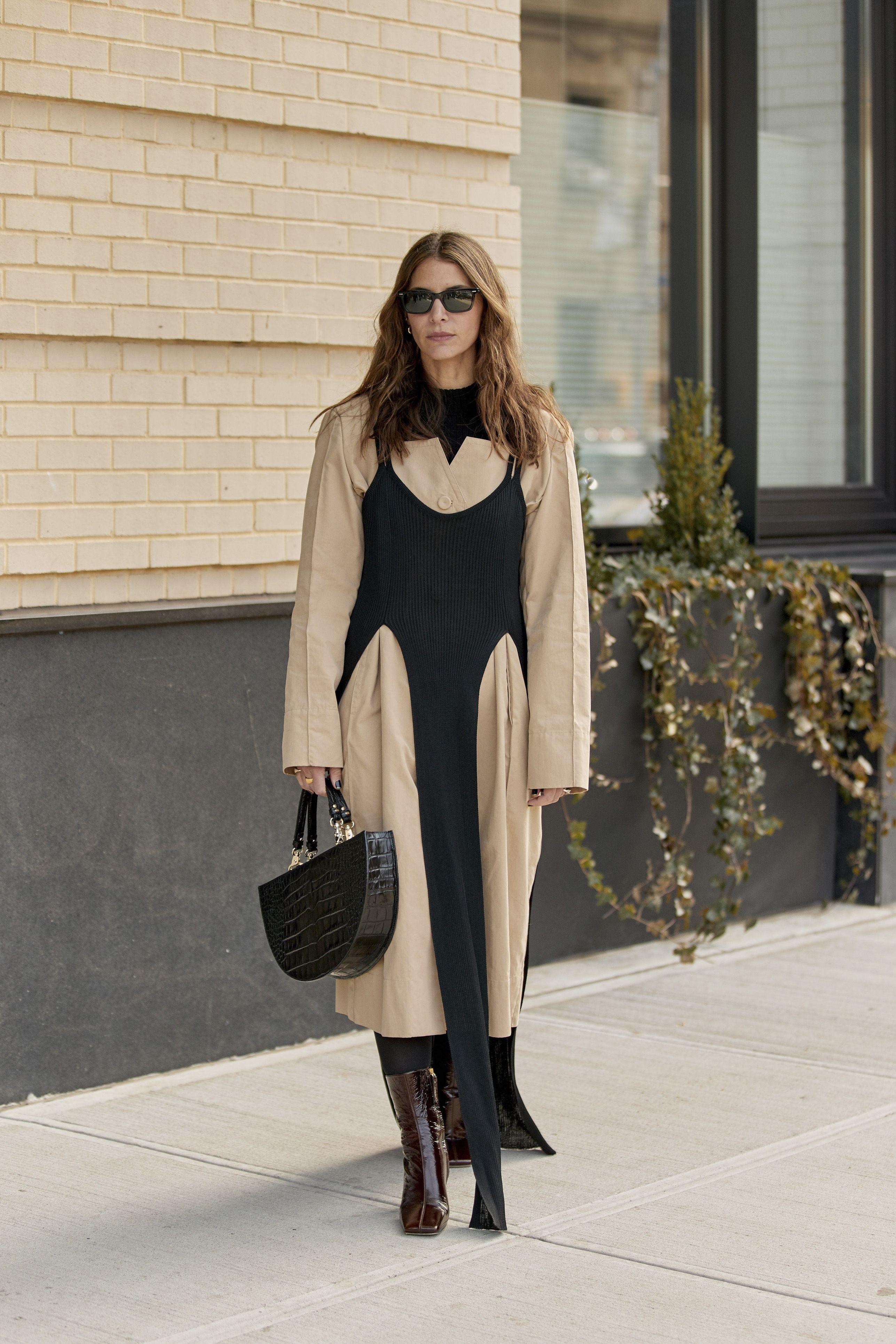 Street Style Inspiration From New York 2020 Autumn Winter 2020