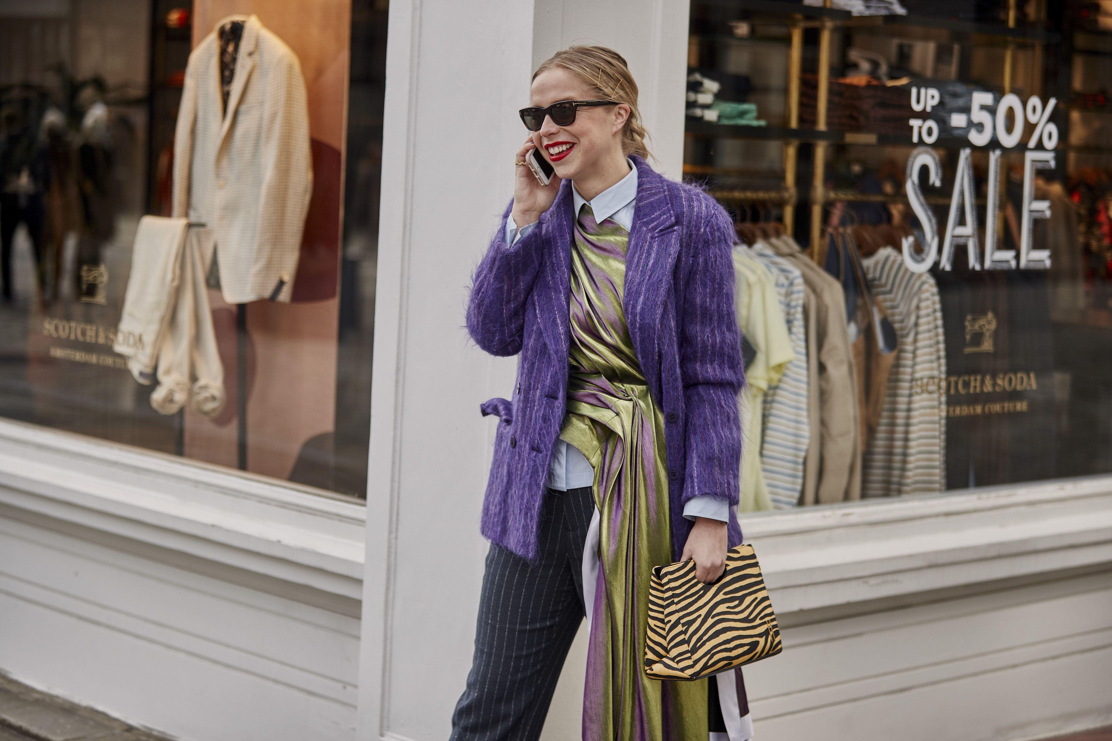 Come abbinare viola, lilla e lavanda in 10# best look di
