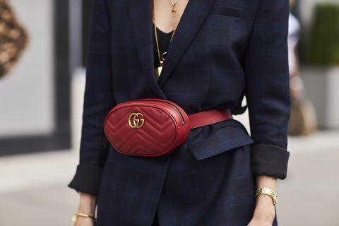 GUCCI GG Marmont 腰包,2018人氣包款,ELLE包打聽,人氣包款推薦