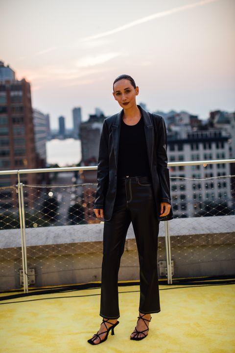 new york fashion week street style day 6
