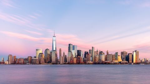 New York City Landscapes, Skyline, Manhattan