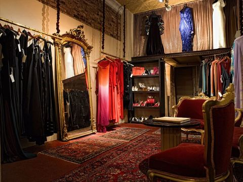 new york vintage store