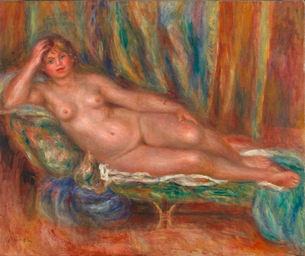 《裸:泰德美術館典藏大展》,雷諾瓦