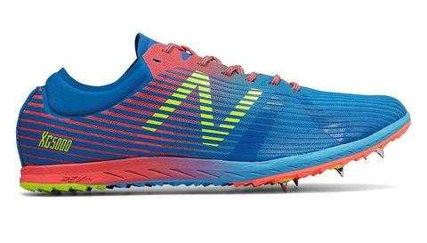 Shoe, Footwear, Running shoe, Outdoor shoe, Blue, Orange, Athletic shoe, Aqua, Electric blue, Walking shoe,