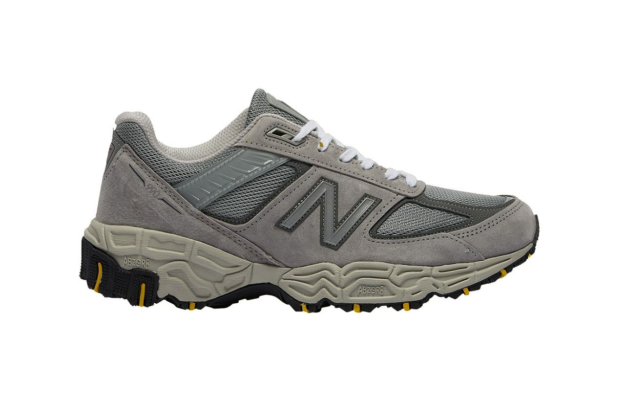 half off 63e4d b071e Off-Road Dad Style: The New Balance 801 + 990 Hybrid Trail Runner