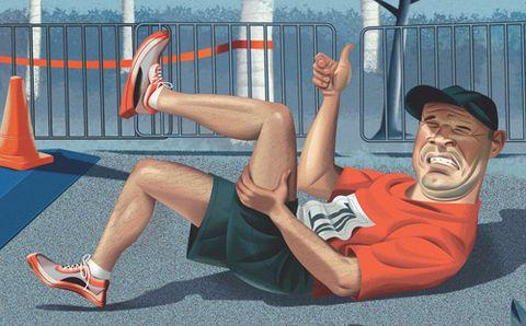 Running Pains Hurt So Good
