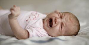 lloros bebé