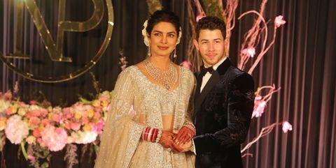 621f8846ca8 Priyanka Chopra s Wedding Dresses - See Photos of Chopra s Ralph ...