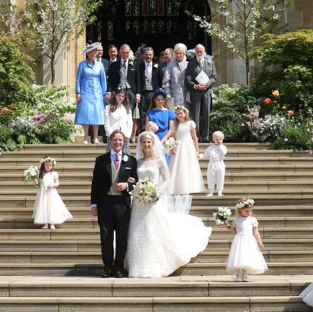 61ee811d5a969 The Wedding Of Lady Gabriella Windsor And Mr Thomas Kingston. Chris  JacksonGetty Images. ヘンリー王子とメーガン妃のロイヤル ...