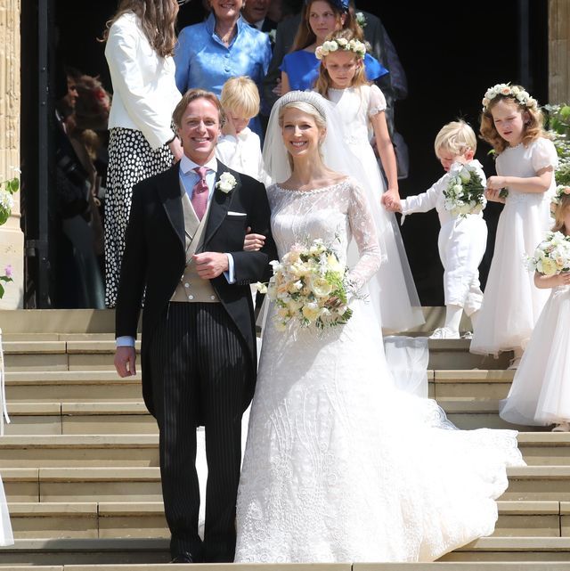 12081d5ee4a6 Every Photo from Lady Gabriella Windsor and Tom Kingston's Royal Wedding