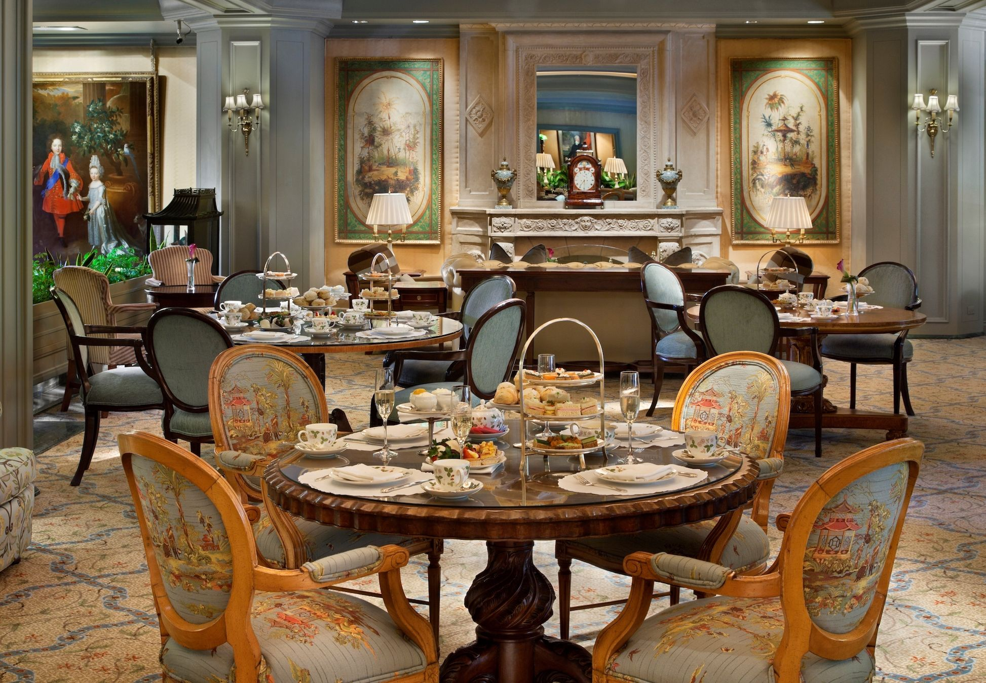 The 12 Best Spots Across the Country For Afternoon Tea