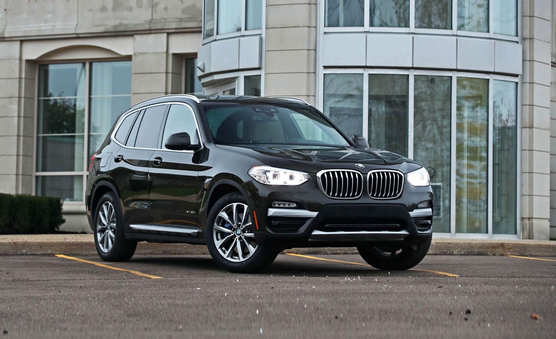 2020 BMW X3: Changes, Equipment, Price >> 2019 Bmw X3