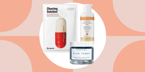 The Acne-Fighting Face Masks You Need To Try
