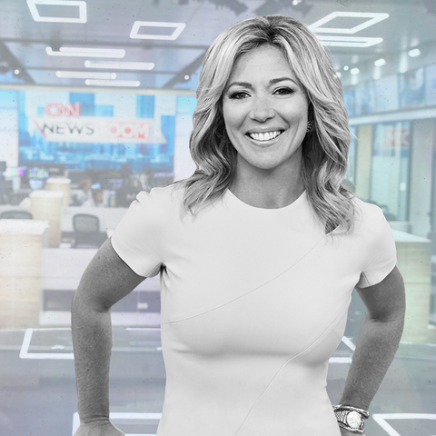 news anchor brooke baldwin standing in the cnn news room