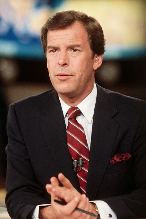 ABC News Anchor Peter Jennings