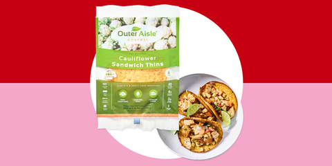 Amazon Is Selling Cauliflower Sandwich Thins That Are Perfect for Keto Dieters