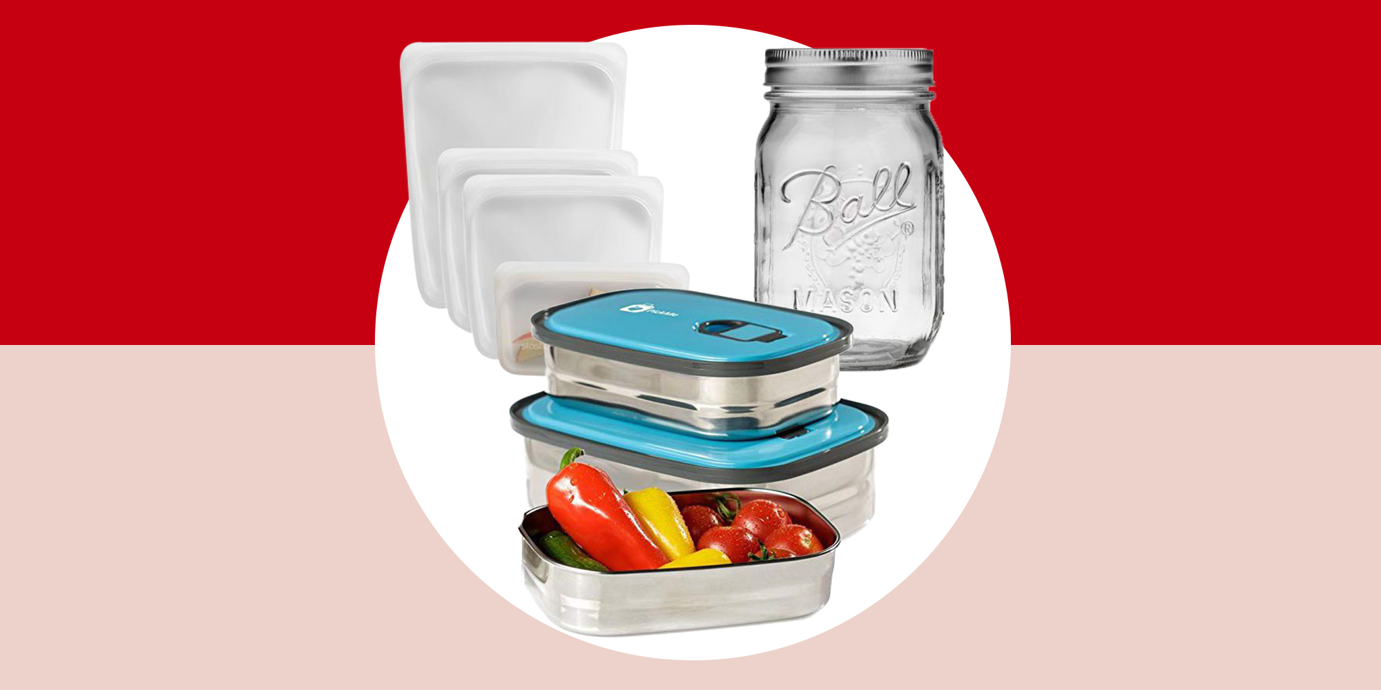 The Best Food Storage Containers For All Your Meal-Prep Needs