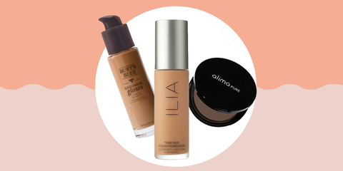 10 All Natural Foundation Brands 2021