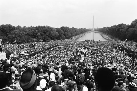 march on washington for jobs and freedom 1963