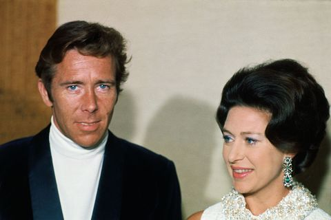 Who Was Lord Snowdon Princess Margarets Husband Facts