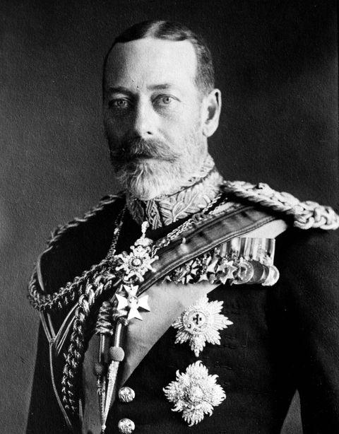 国王ジョージ5世(1865-1936年)