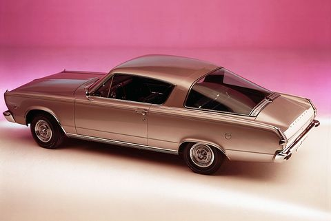 american muscle cars, 1966 plymouth barracuda