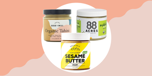 Seed Butters Graphic