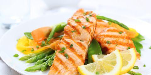 fatty fish and arthritis
