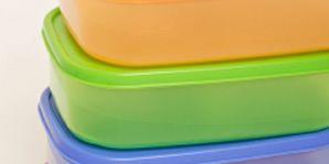 BPA in plastic
