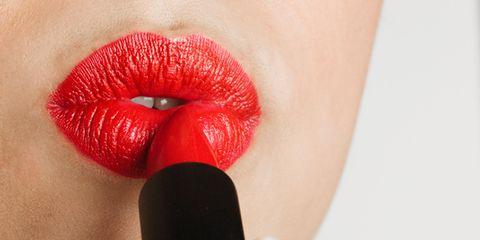 Finger, Lip, Skin, Joint, Red, Eyelash, Nail, Organ, Carmine, Neck,