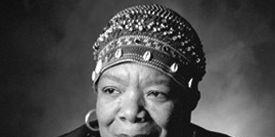 Maya Angelou takes on health care