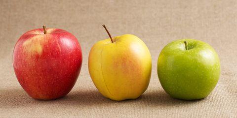 apples: heart disease