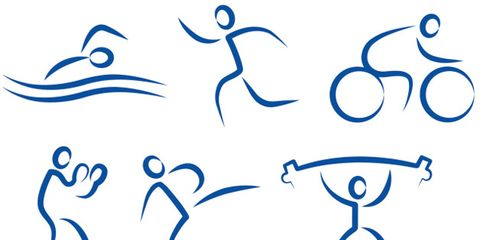 fittest personality; fitness symbols