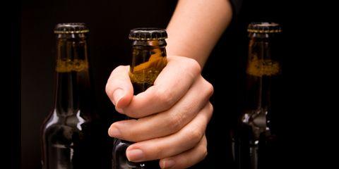 Binging, drinking, alcoholism