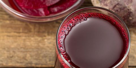 Lower Your Blood Pressure With Beet Juice