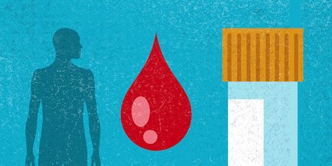 A Universal Blood Test to Detect Cancer