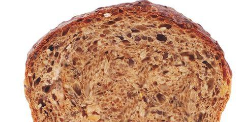 Bread, Brown, Cuisine, Finger food, Food, Brown bread, Baked goods, Ingredient, Loaf, Rye bread,