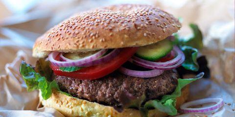 Veggie burgers vs. turkey burgers, which is healthier? Veggie burger